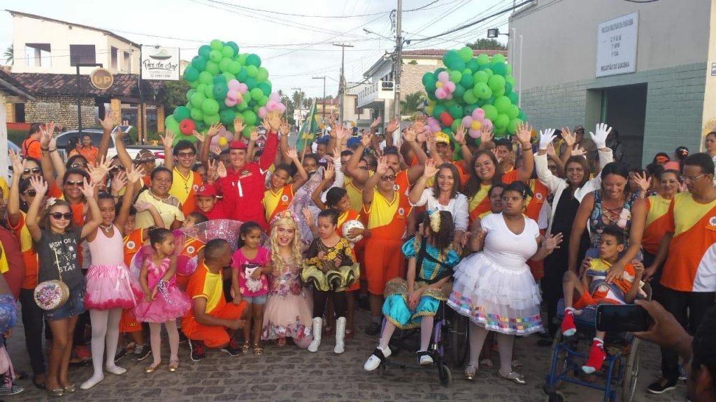 CACE, nove anos de amor e dedicação a criança especial em Lucena