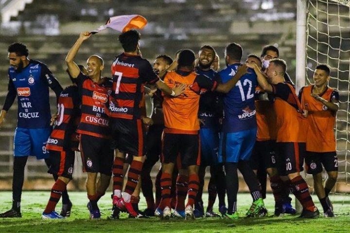 SERIE D – Mauro Iguatu classifica a Raposa para a terceira fase do Brasileirao