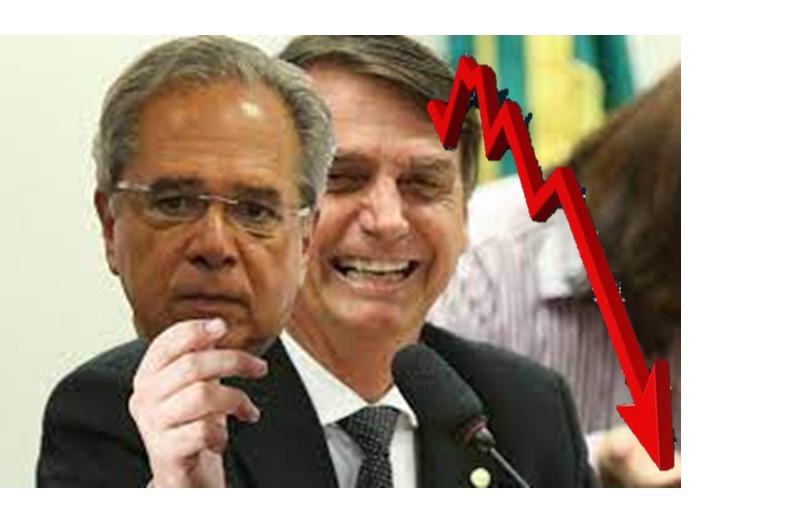 BRASIL EM LOOPING: crise econômica e pedido de saída do ministro da economia