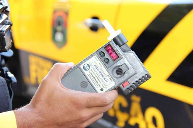 Lei Seca autua 166 condutores por embriaguez durante o mês de setembro