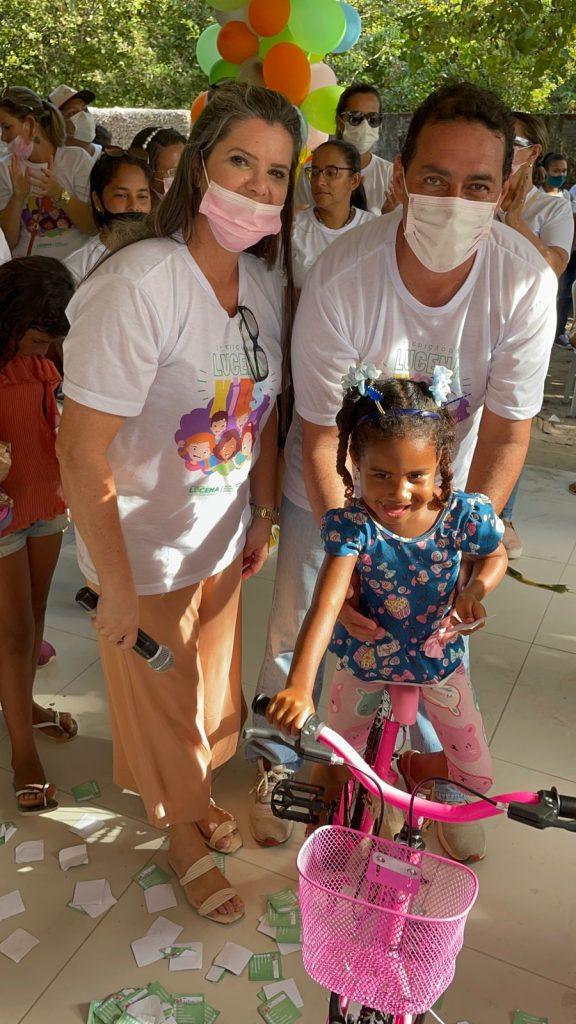 Prefeitura promove o 1º Lucena Kids e homenageia as crianças do município