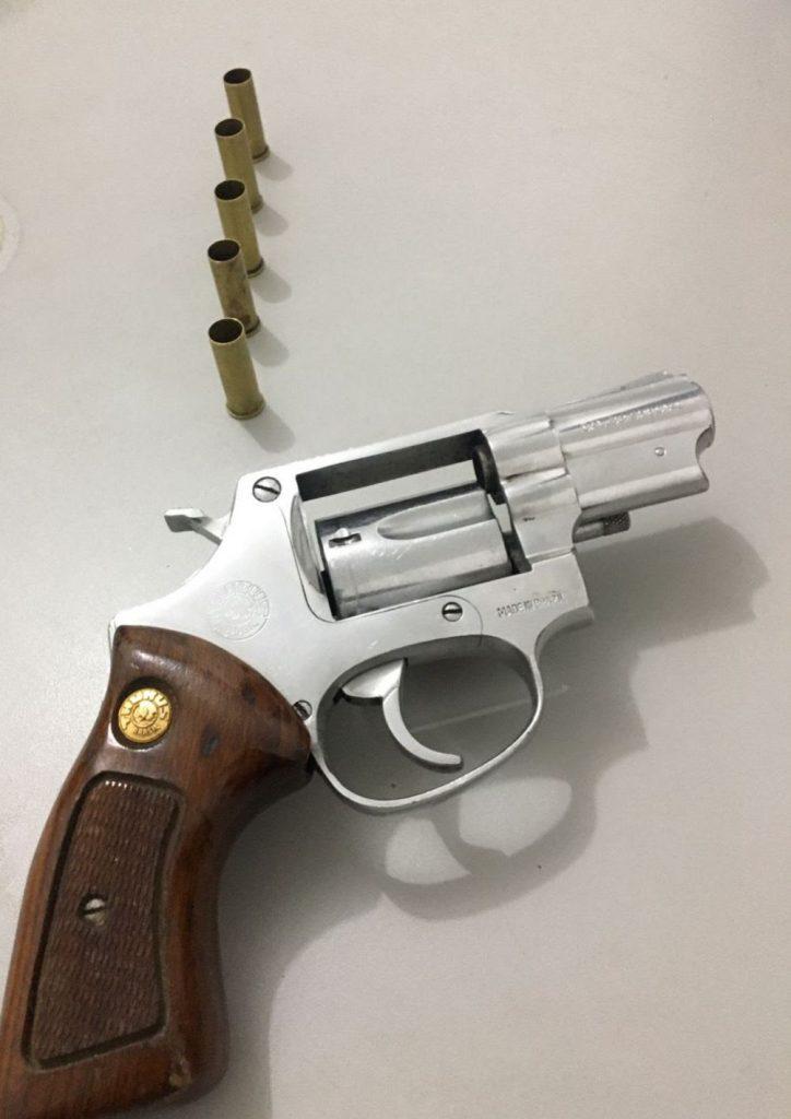 Polícia apreende armas de fogo e prende suspeitos em ações no interior do estado